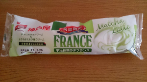ラフランスのパン