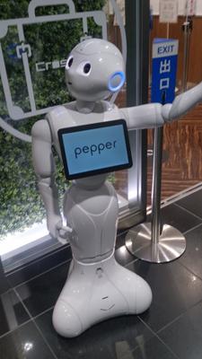 案内ロボットくん