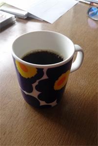 お気に入りのマイカップ