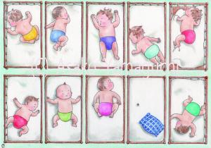 赤ちゃんがいっぱい