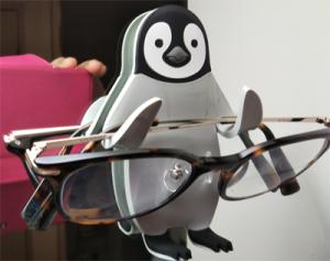 お助けマンのペンギンさん